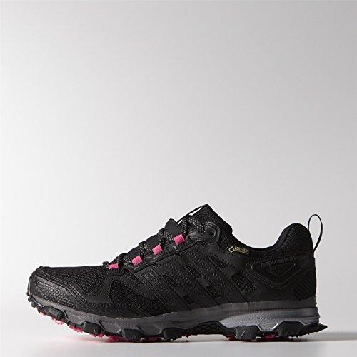 Adidas Trail Response 21 Mulheres Gtx M18797 Preto Tamanho: 38 / Neon Rosa