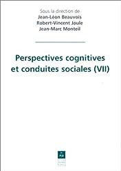 Perspectives cognitives et conduites sociales, numéro 7