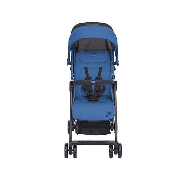 chilj| # Chicco Chicco Ohlala-Buggy Lightweight and Compact, 3.8kg, Blue (Power Blue)-Buggy Ultra-Compact, colorpower Blue Chicco  2