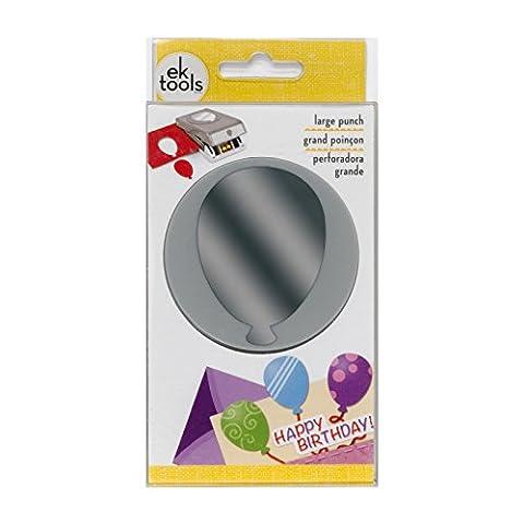EK tools Ballon, Grau, groß (Ek Success Border Punches)