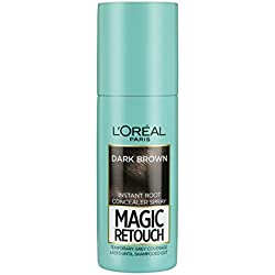 L'Oreal Paris Magic Retouch 2, Dark Brown, 75ml