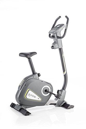 Kettler Heimtrainer Axos Cycle M-LA, Grau/Gelb, 07629-400
