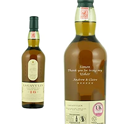 Personalised Lagavulin 16 Year Old 70cl