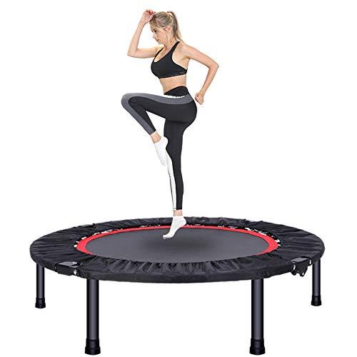 Homesave trampolino con u-maniglia regolabile in altezza 50 pollici,nohandle