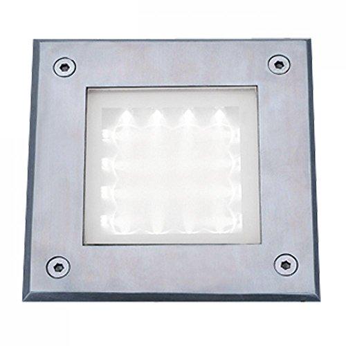 Searchlight LED Indoor and Outdoor 9909WH Encastrés Extérieur