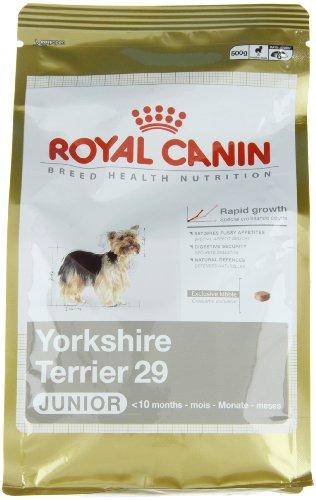 ROYAL CANIN Yorkshire Junior Dog Food, 0.5 kg 3