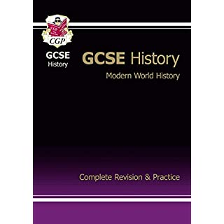 GCSE Modern World History Complete Revision & Practice (A*-G