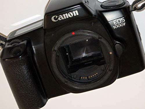 EOS 1000 F - SLR Kamera - Farbe: schwarz - analoge Spiegelreflexkamera nur Body/Gehäuse - kompatibel mit vielen Canon SLR UND DSLR Objektiven # Technik - ok 1000 Digitale Slr-kamera