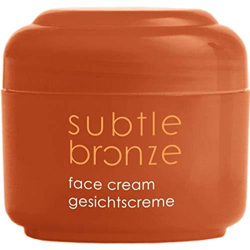 Facial Tanning Cream 50 ml Subtle Bronze