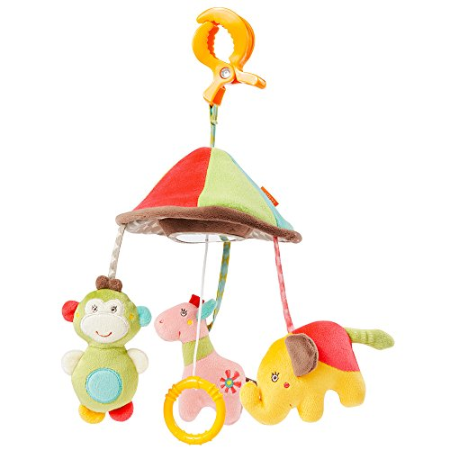 BabySun Safari Mini Mobile Musical Groupe O