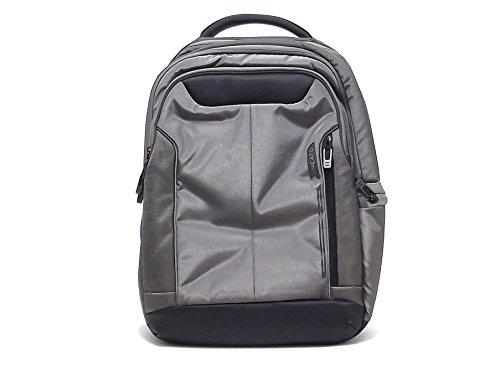Roncato borsa uomo, Overline 413853, zaino porta pc due comparti in nylon poliestere, colore grigio