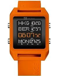 Hugo Boss Unisex-Armbanduhr Analog Quarz Plastik 1512816