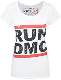 Femmes - Amplified Clothing - Run DMC - T-Shirt