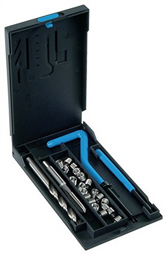 Gewindereparatursatz DIN8140 Typ Standard M5x0,8mm rostfreier Stahl 1,5xD