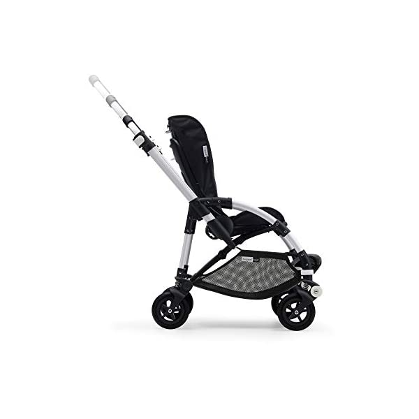 Bugaboo Bee 5, Foldable and Lightweight Pushchair, Converts Into Pram, Black Bugaboo The perfect choice for city living Compact yet comfortable for parent and baby Light and easy one-piece fold for small spaces 4