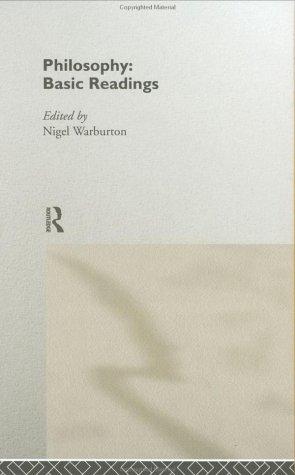 Philosophy: Basic Readings: The Basic Readings