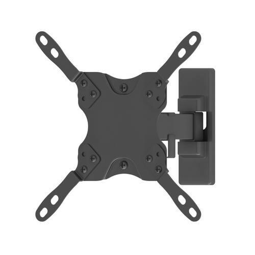 TooQ LP2042TNL- B -  Soporte inclinable y giratorio de pared para monitor/TV/LED de 13