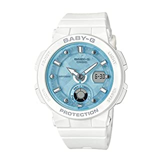 Casio Baby-g Analog-Digital Blue Dial Women's Watch – BGA-250-7A1DR (BX121)