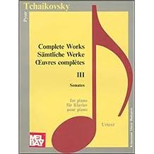 Tschaikowsky: Sonaten