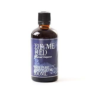 Olio essenziale di timo rosso - 100ml - puro al 100%