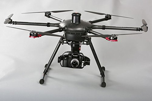 Tornado-Yuneec-Hexakopter-incluye-maletn-2-batera-Proaccin-Grip-ST24-mando-a-distancia-de-vdeo-Digital-Downlink-y-GB603-cmara-de-suspensin-cardn-para-Panasonic-GH34