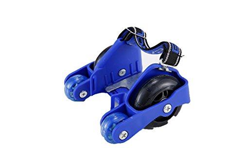 Gen 2facile Rollerz 4roues Talon Patins à roulettes, bleu