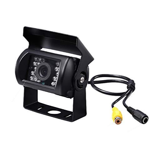 XZANTE Upgrade 700Tvl Ccd 18 Ir Led Rück Fahr Kamera 12/24 V Für LKW Wohnwagen Bus Ccd Ir Led
