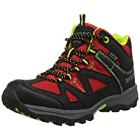 Regatta Gatlin Mid, Unisex Kids' High Rise Hiking Boots