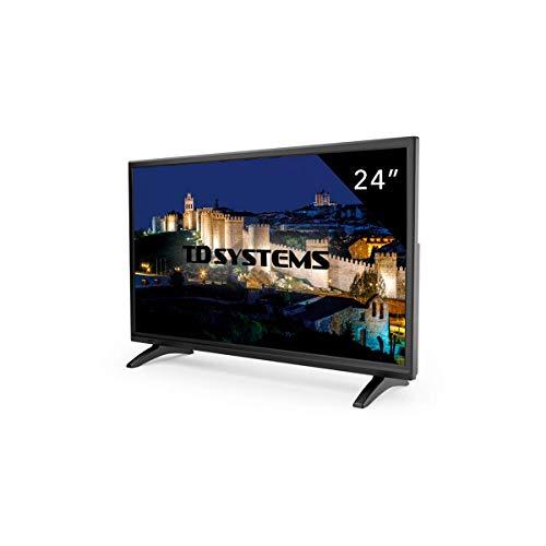 "TD Systems K24DLM7F - Televisores Led 24"""
