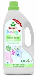 Rainett Lessive Bébé 1,5L - Lot de2