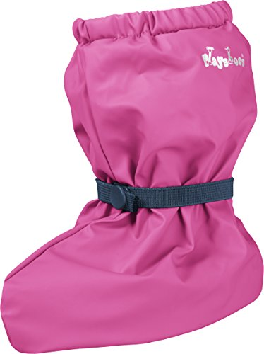 Playshoes Unisex Baby Waterproof Rain Footies with Fleece Lining