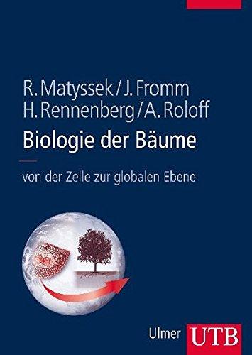 Biologie der Bäume: Von der Zelle zur globalen Ebene