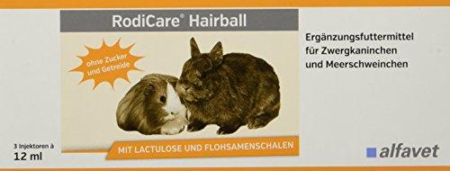 Alfavet RodiCare Hairball, 1er Pack (3 x 12 ml)