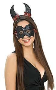 masque Bat des yeux avec des oreilles de chauve-souris