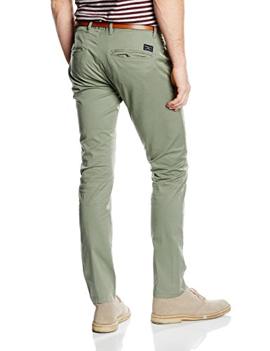 Selected Yard - Pantalon - Slim - Homme Vert (Sea Spray)