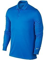 Nike VICTORY Herren Langarm Polo-Shirt L/S