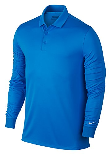 Nike Victory L/S Mens Long Sleeve Polo