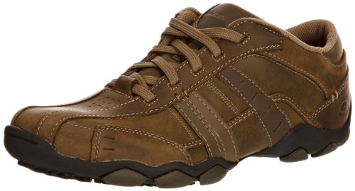 Skechers Diameter-Vassell, Men's Shoes, Brown -10 UK (45 EU)
