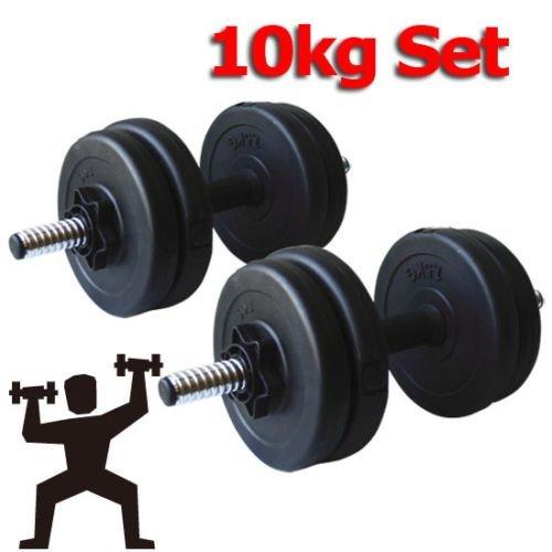 Preisvergleich Produktbild Generic LQ.. 1.. LQ.. 2714.. LQ NG Lift Lifting ELLS SE Gewicht Training M E Fitness Ise Fit 10 kg Hanteln Set Out Bizeps Workout Bizeps NV _ 1001002714-cnuk22 _ 454