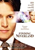 FINDING NEVERLAND - JOHNNY DEPP – Imported Movie Wall Poster Print – 30CM X 43CM Brand New KATE WINSLET