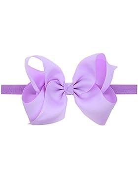 Zhhlaixing Hot Sell Baby Girls Headband Cute Bow tie Band Headwear HC021