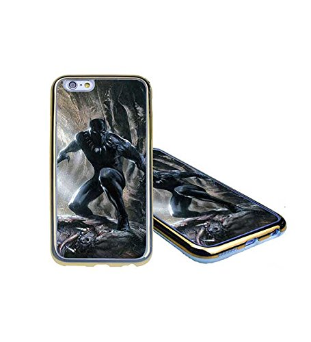CooJedy IPhone 6 6s - Marvel DC Comics Black Panther...
