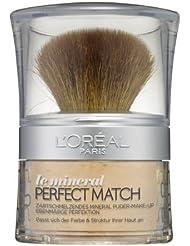 L'Oréal Paris Perfect Match Mineral Puder, W4 Golden Natural