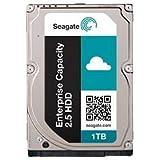 SEAGATE Enterprise Capacity 2.5 1TB HDD SED 4KNative 7200rpm 128MB cache 6,4cm 2,5Zoll SAS 12Gb/s 24x7 Dauerbetrieb BLK