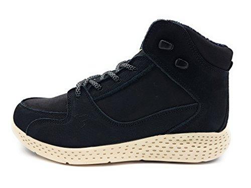 KangaROOS, Damen Stiefel & Stiefeletten, schwarz - Schwarz - Größe: 36 -