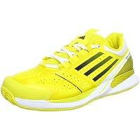 new product 5acc2 589f9 adidas adizero Feather II Clay Q35451 Herren Tennisschuhe