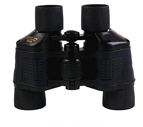 Big Red Kopf Okular Fernglas mit den Koordinaten 60 * 60 HD grüner Film mehrlagigen Beschichtung , 60*60 black