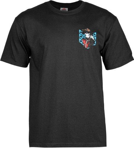 powell-peralta Harris Trittstufe T-Shirt schwarz