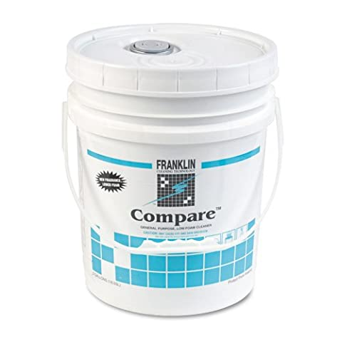 Franklin Cleaning Technology F216026 Comparaison Floor Cleaner-5 gal Pail