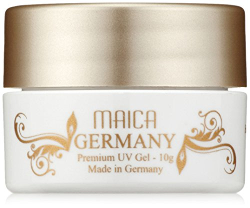 Maica Germany Farbgel Star fine Silver UV, 1er Pack (1 x 10 g)